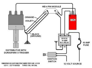 HEI Ignition Conversion (Preproject)  Ford Truck