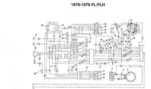 79 FLH  Ignition Wiring  Harley Davidson Forums