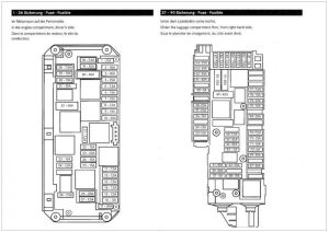 Glk350 2012 Cigerette lighter jammed, need to know where the fuse box is for it???  MBWorld