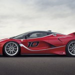Ferrari Laferrari Fxx K Revealed