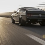 Classic Recreations First Mustang Boss 429 Makes Debut Packs 815 Horsepower From Stroked V 8