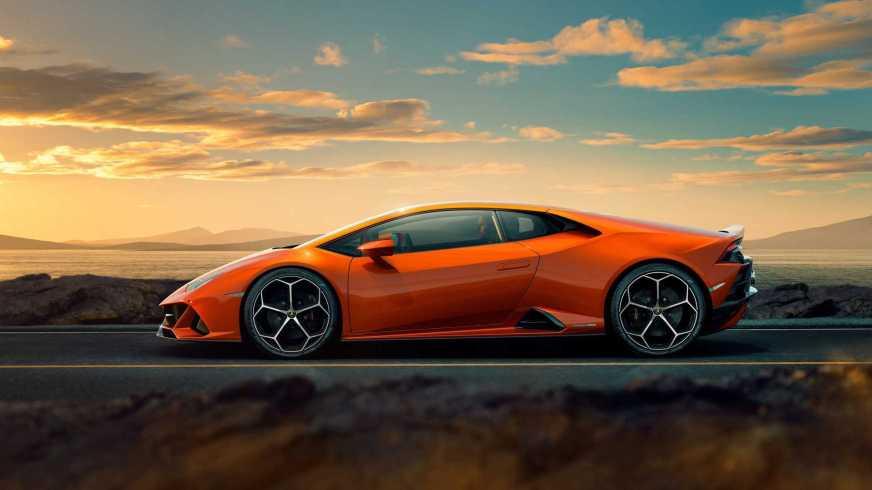 Lamborghini Huracan Evo arrives with Performante power ...