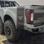 Six Wheel Indomitus 2017 Ford F 550 Super Duty Can Be Yours For 135 000
