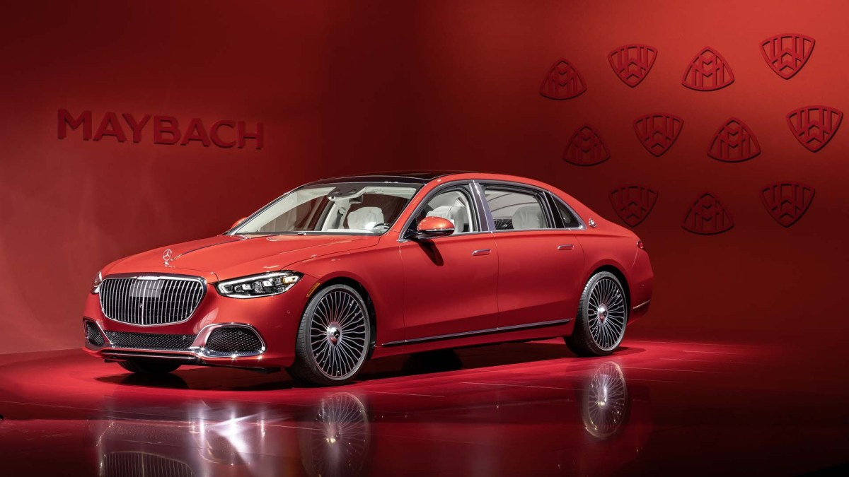 Preview: 2021 Mercedes-Benz Maybach S-Class ready to deliver ultimate luxury