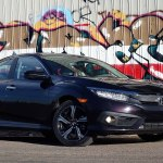 2016 Honda Civic Touring Gas Mileage Review