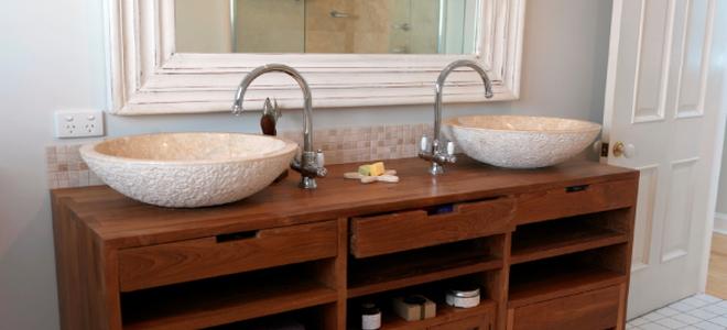 How To Refinish Bathroom Vanity Cabinets Doityourself Com