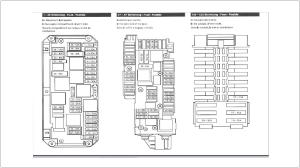 Mercedes Benz C240 Fuse Diagram | Wiring Library
