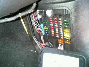 Mini Cooper 2001 to 2006 Fuse Box Diagram  Northamericanmotoring