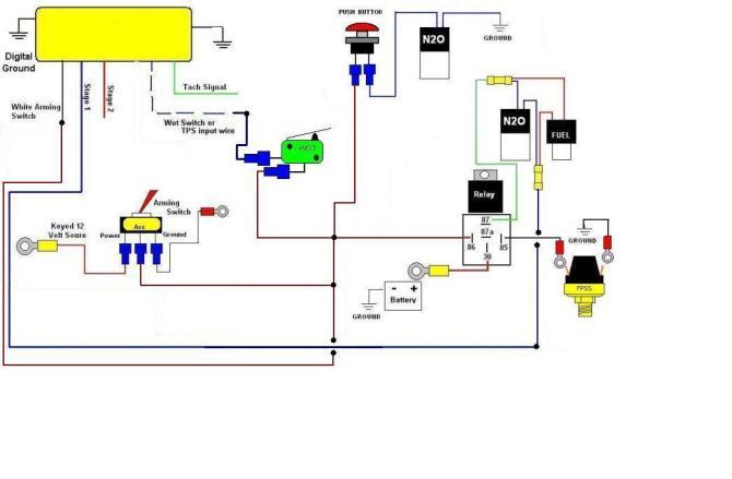 nos relay wiring diagram 1942 willys mb wiring diagram