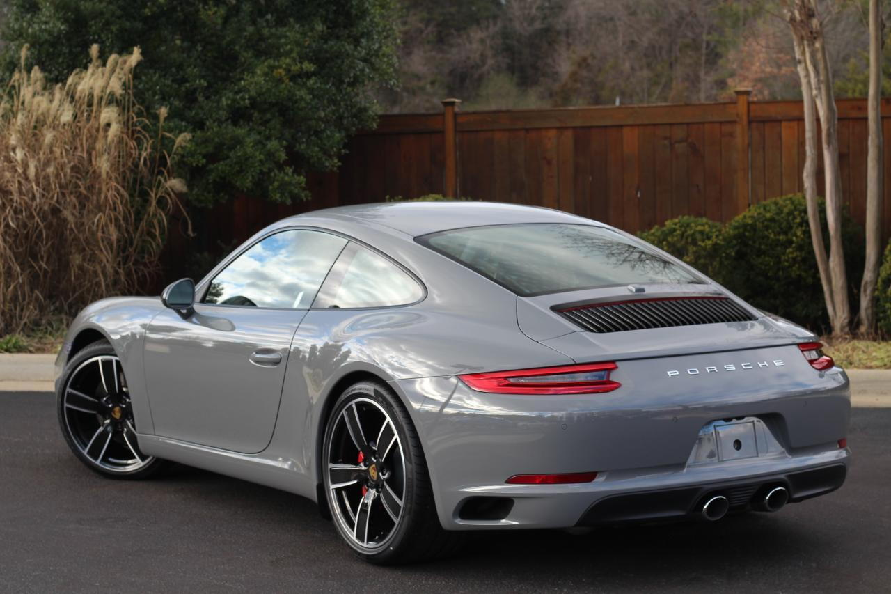 Dealer Inventory Porsche 911 S Coupe Pts Nardo Grey