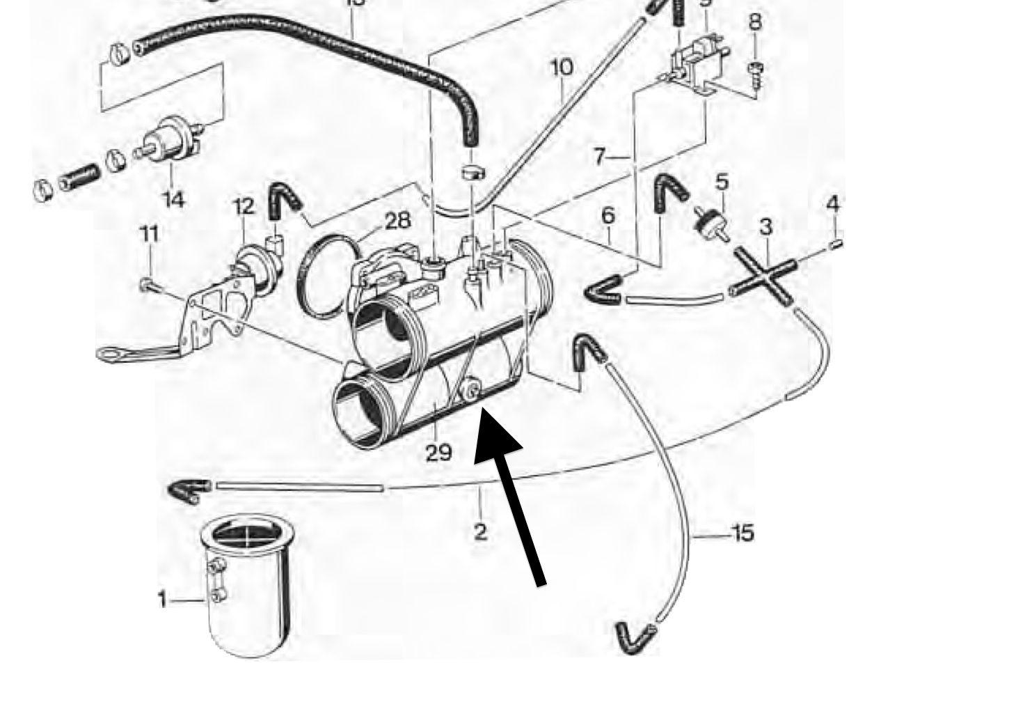 Air Plenum Leak