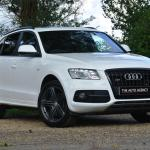 Totally Late To The Party 2015 White Audi Q5 Tdi Audiworld Forums