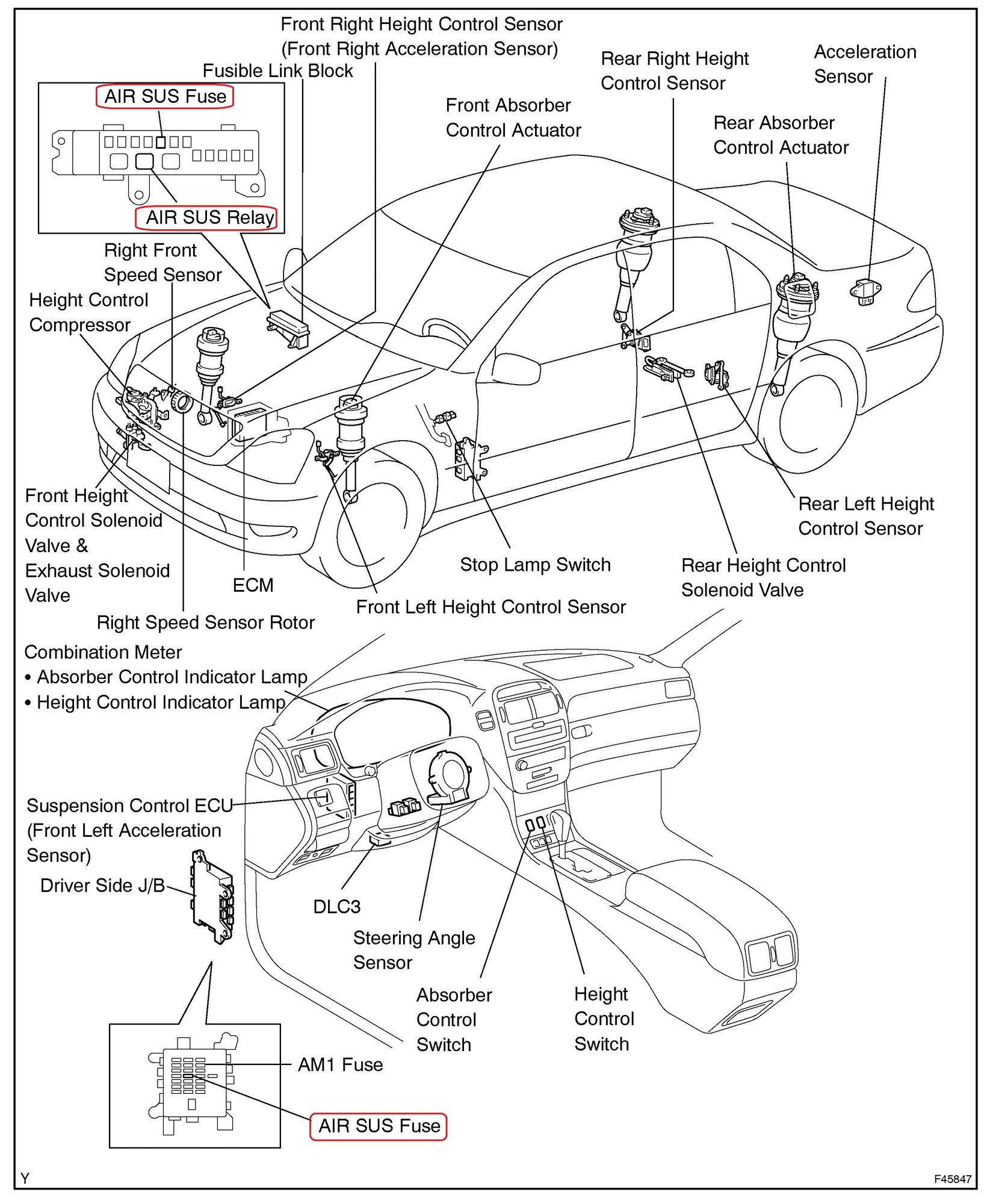 Lexus Ls430 Fuse Diagram