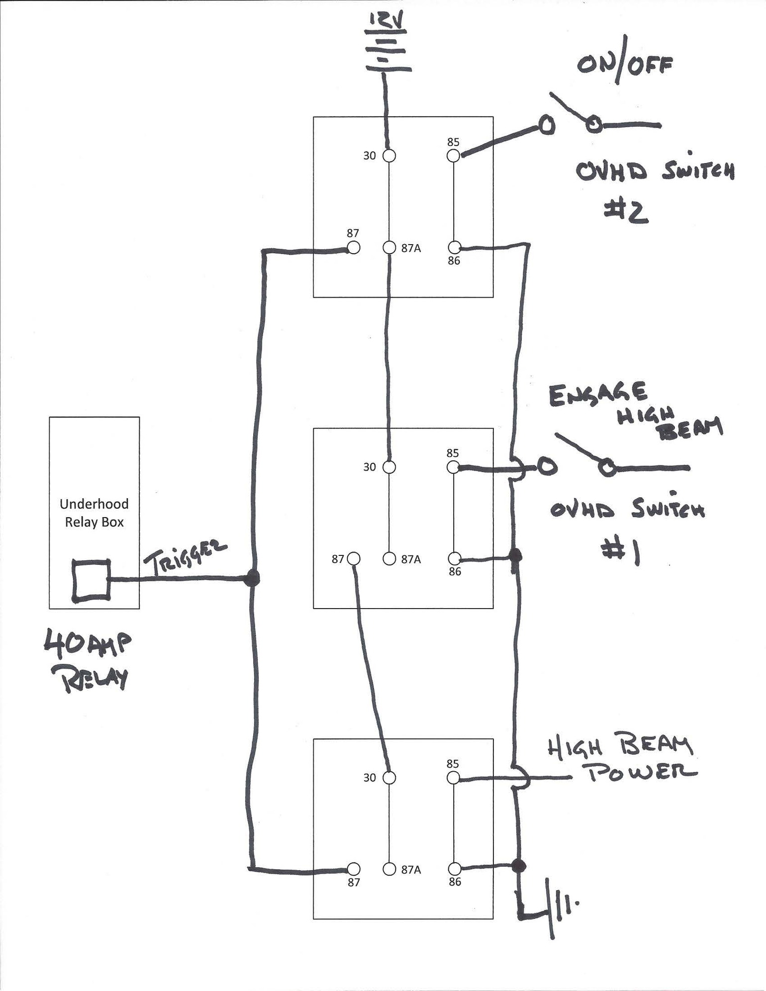 Ford Wiring Diagram For F750
