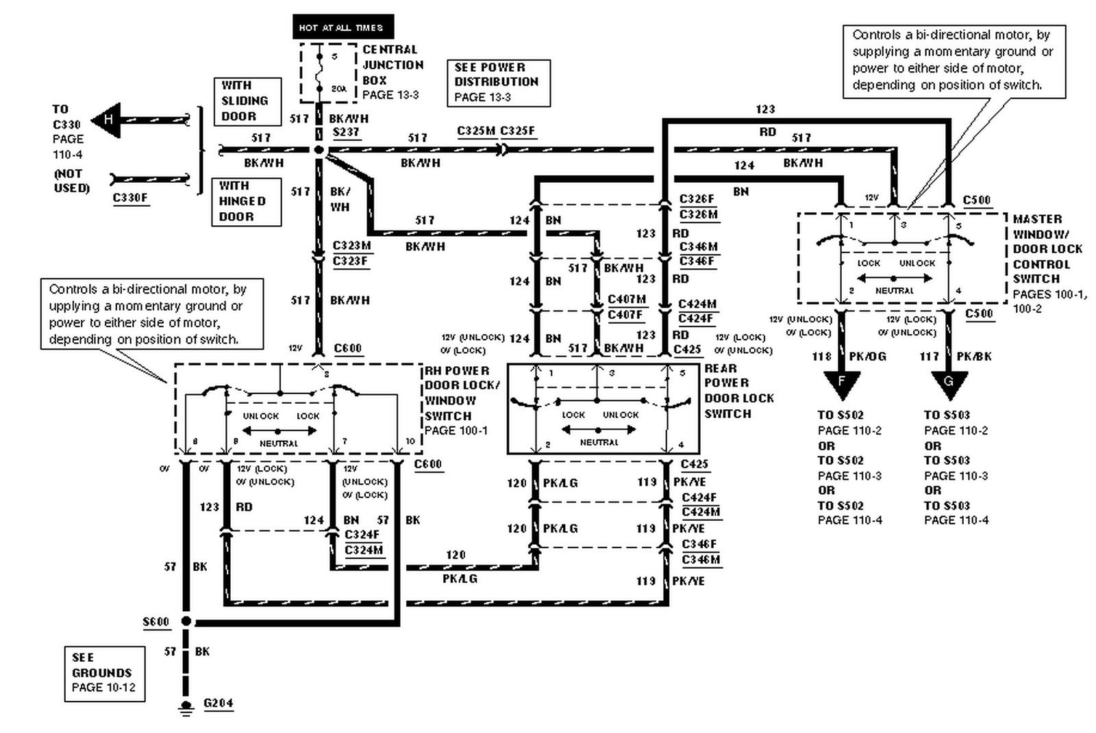 Ford F150 Relay Diagram