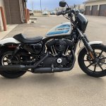 2018 2019 Iron 1200 Handlebars Swap Harley Davidson Forums