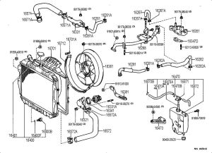 95 4runner 30 Coolant leaks  YotaTech Forums