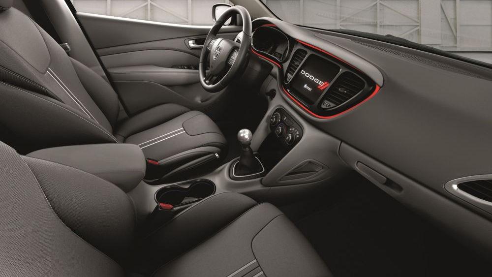 2014 Dodge Dart Blacktop Debuts Ahead Of Detroit Auto Show