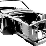 Latest Ford Licensed Body Shell Lets You Build A New 67 Mustang Convertible