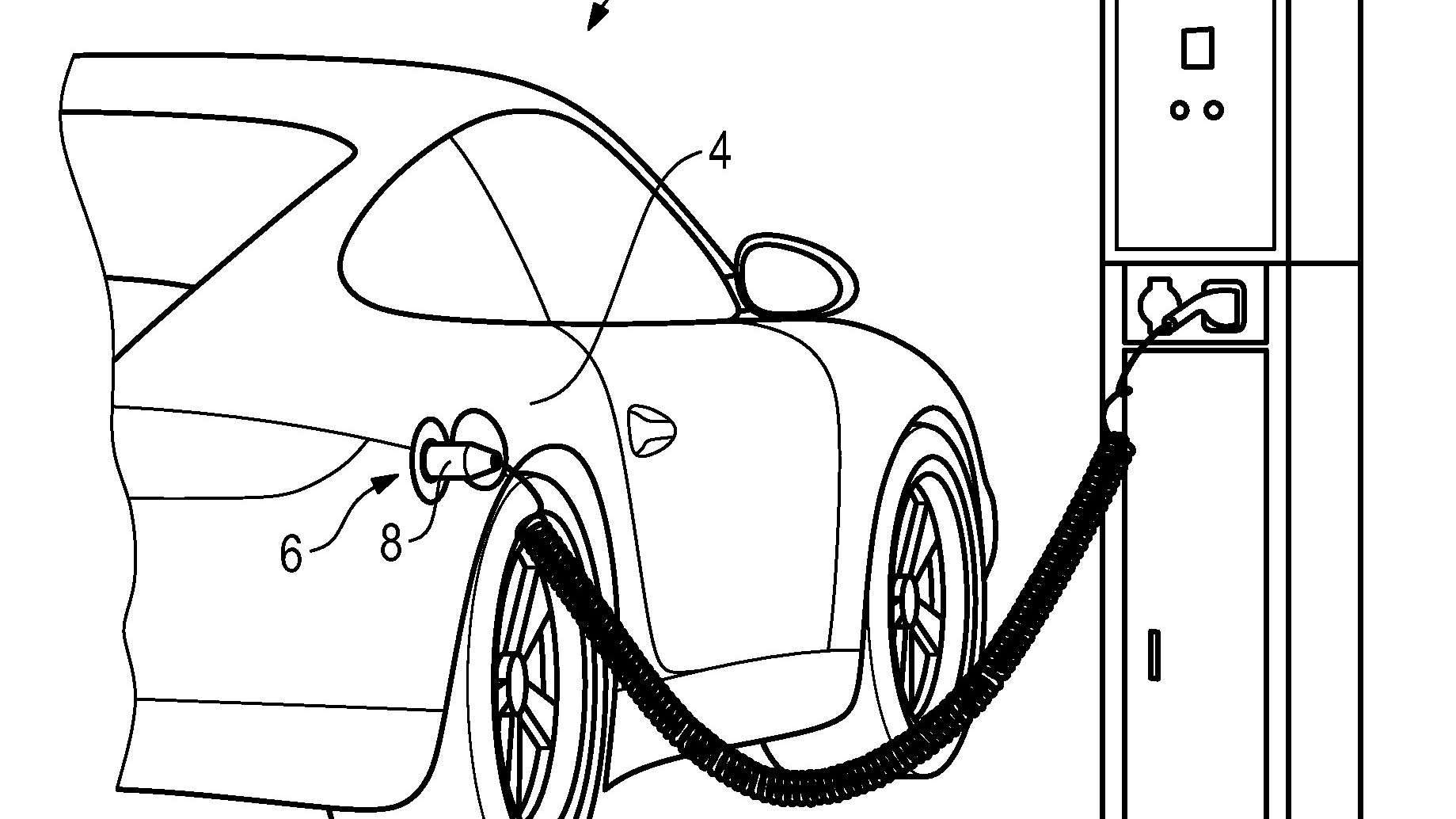 Plug In Porsche 911 Proven By Patent Drawings Not Quite