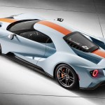 2019 Ford Gt Heritage Edition With Famous Gulf Livery Sells For 2 5m
