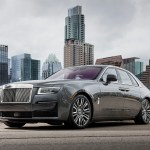 First Drive Review 2021 Rolls Royce Ghost Floats Like A Butterfly Stings Like A V 12