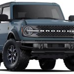 5 Ways To Build Your 2021 Ford Bronco