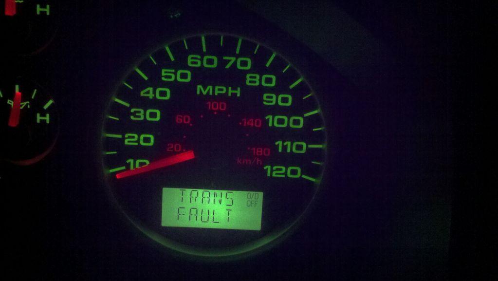 Accord 2010 Warning Honda Symbols
