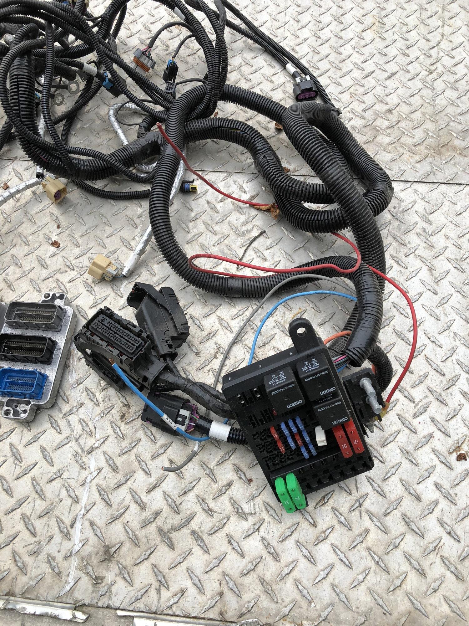 Gmpp Ls3 Hotrod Swap Wiring Harness Amp Ecu