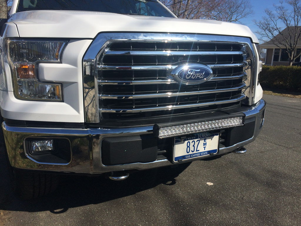 F150 Light Bar