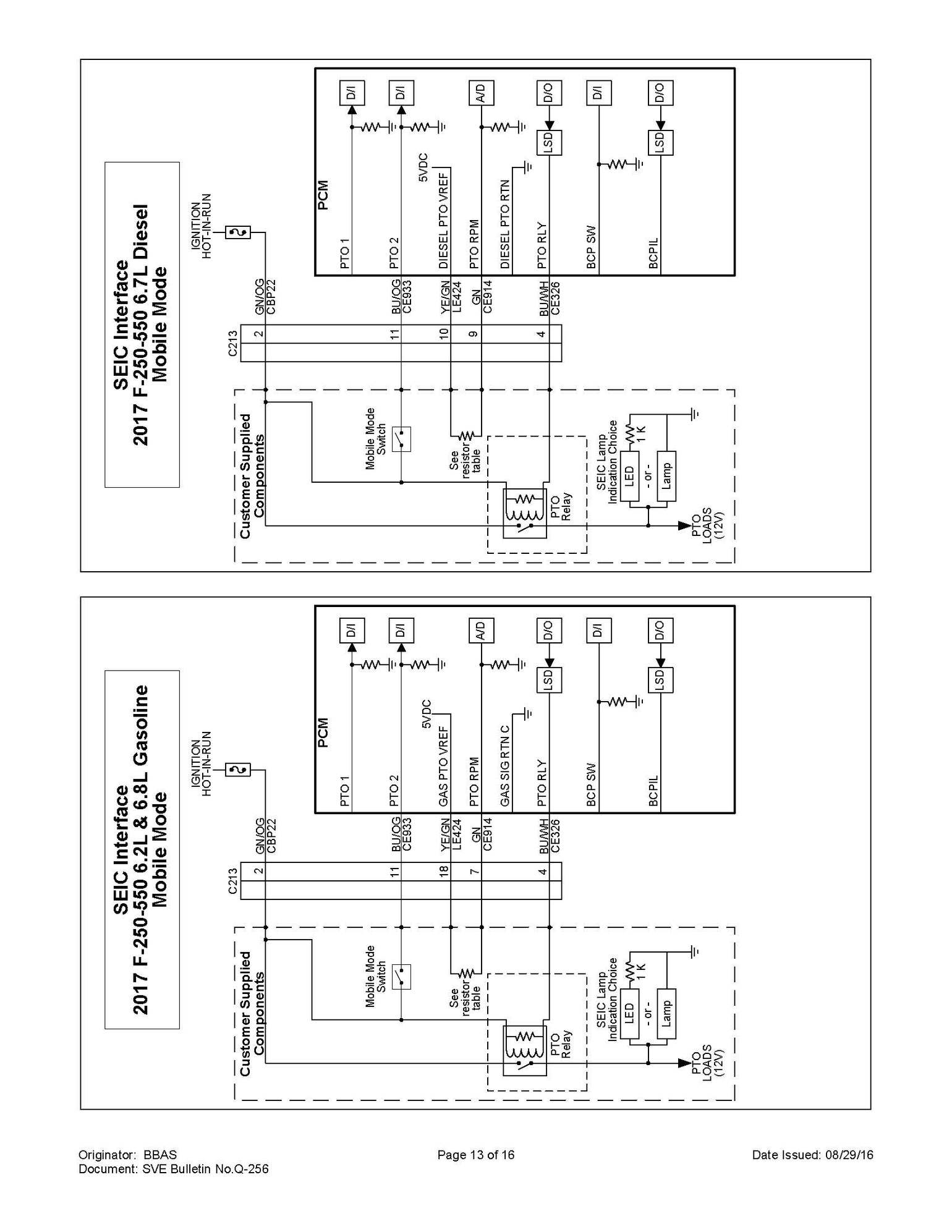 Auxiliary Switch Wiring Diagram