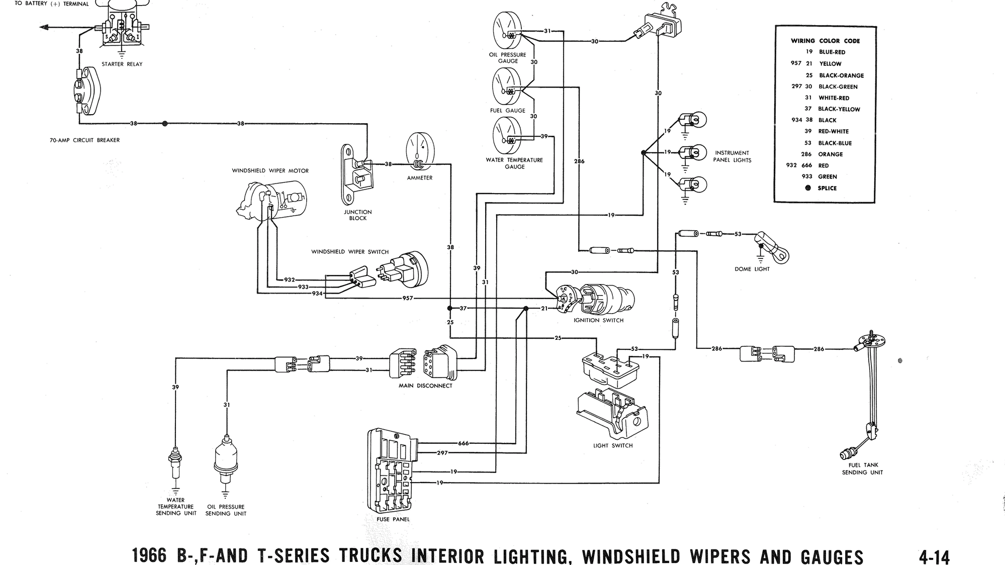 Chevy Wiper Motor Wiring Diagram