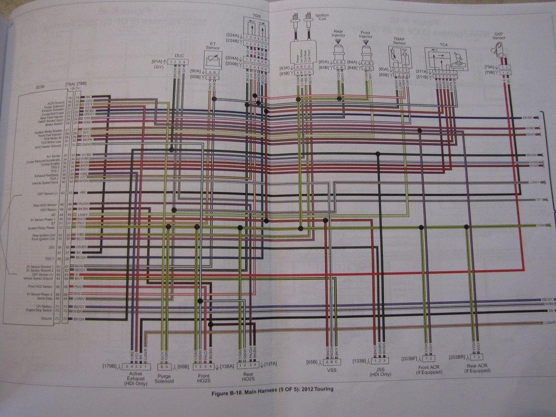 Wiring Diagram Road King