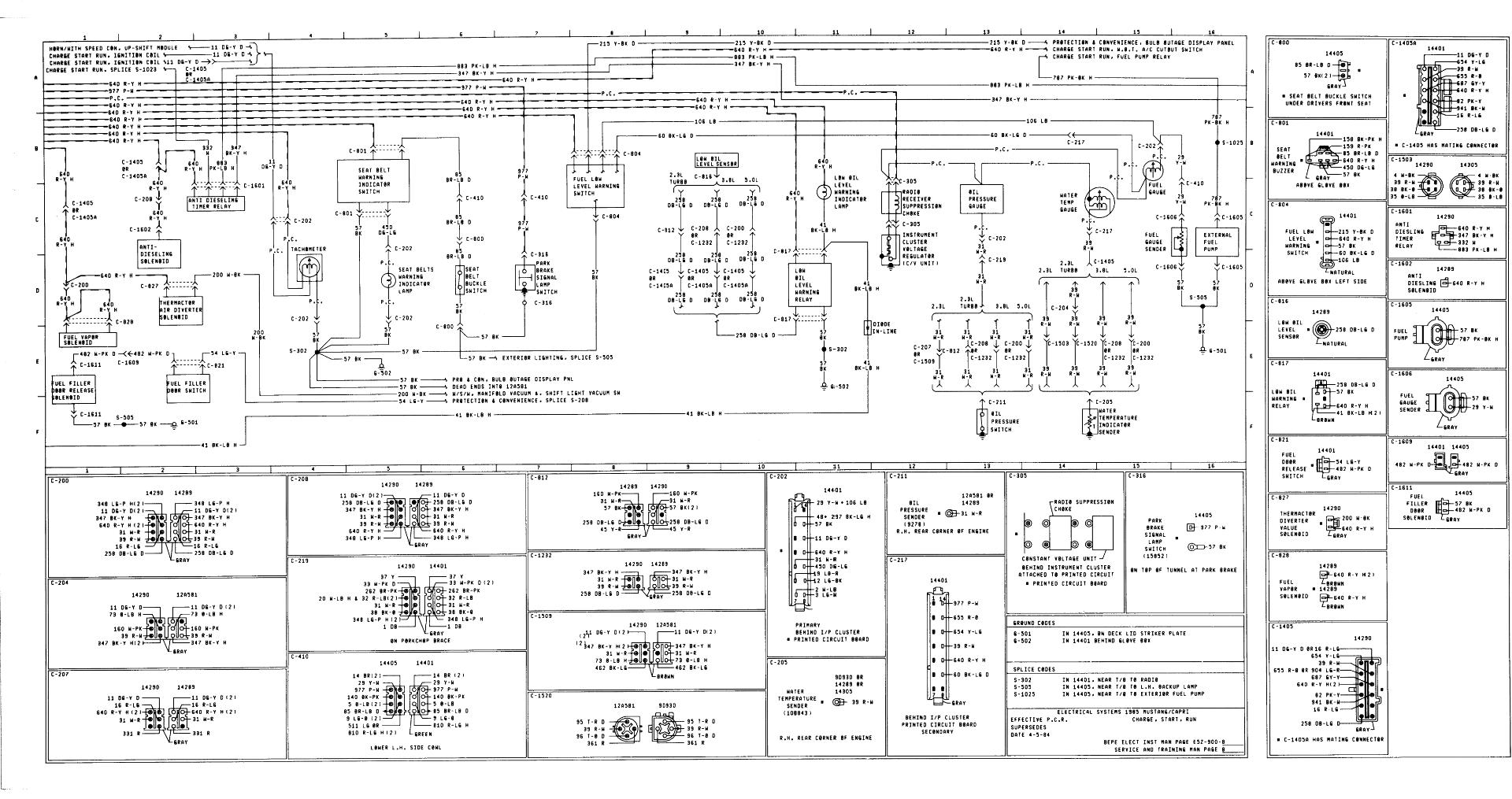 Mallory Tachometer Wiring Diagram