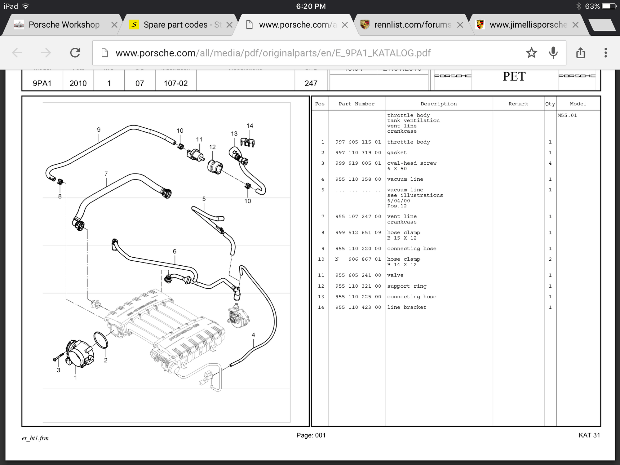 Help Needed With A Part Number