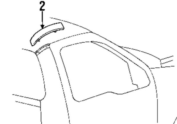Description Car Body Parts Diagram