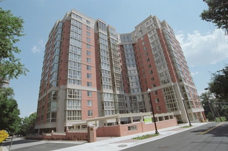 Image Of Parc Rosslyn Apartments In Arlington Va