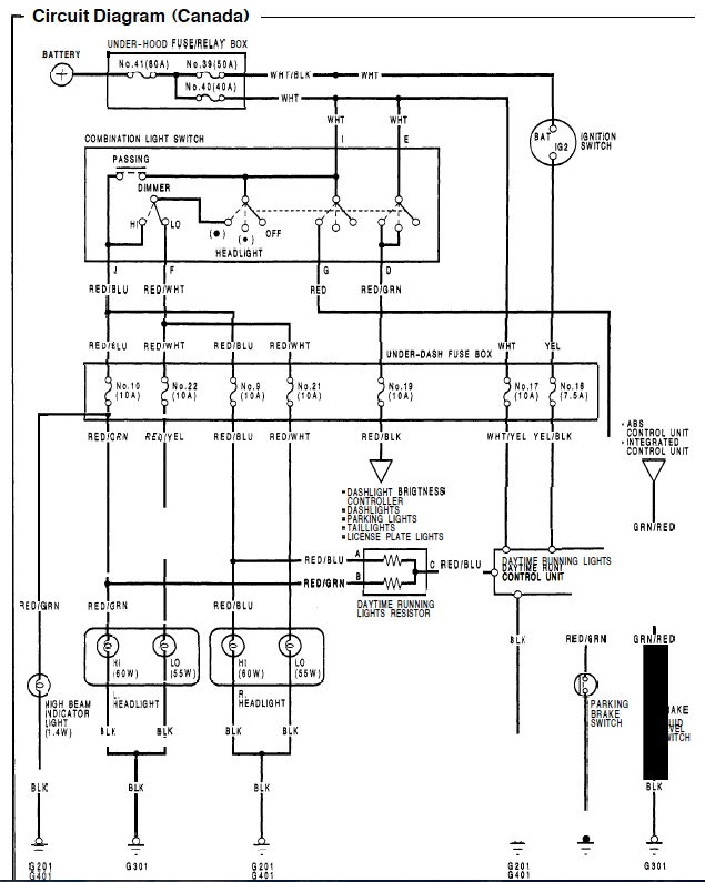 Magnificent Honda Trx 450r Wiring Diagram Pictures - Schematic ...