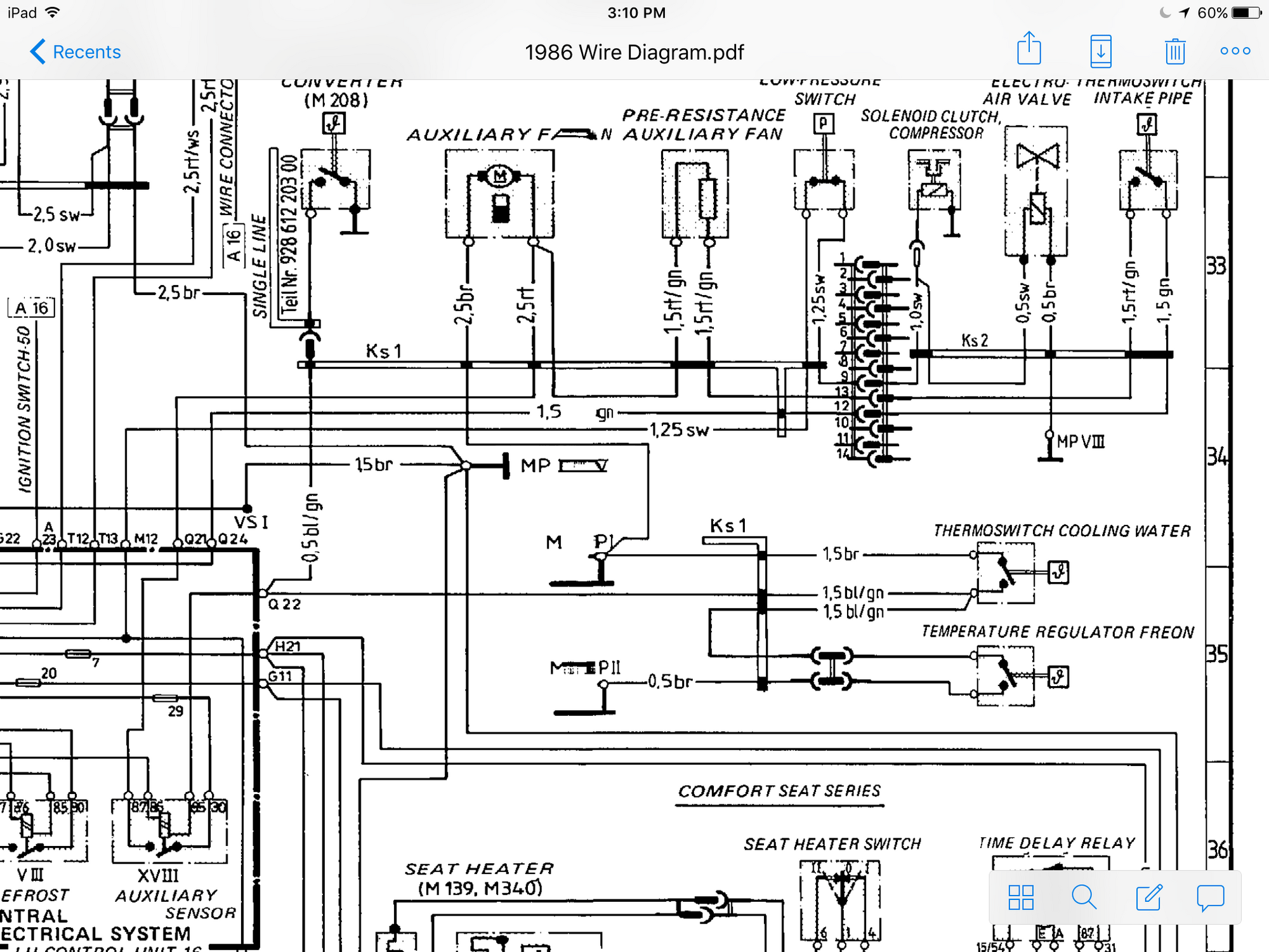 Troubleshooting A 86 5 Auxiliary Fan