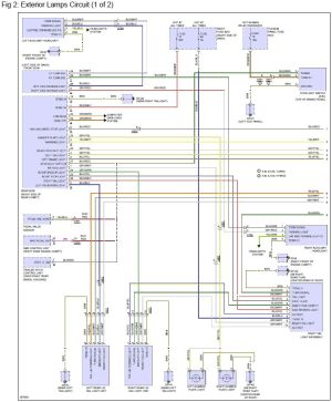 Cayenne rear lights wiring diagram  Rennlist  Porsche