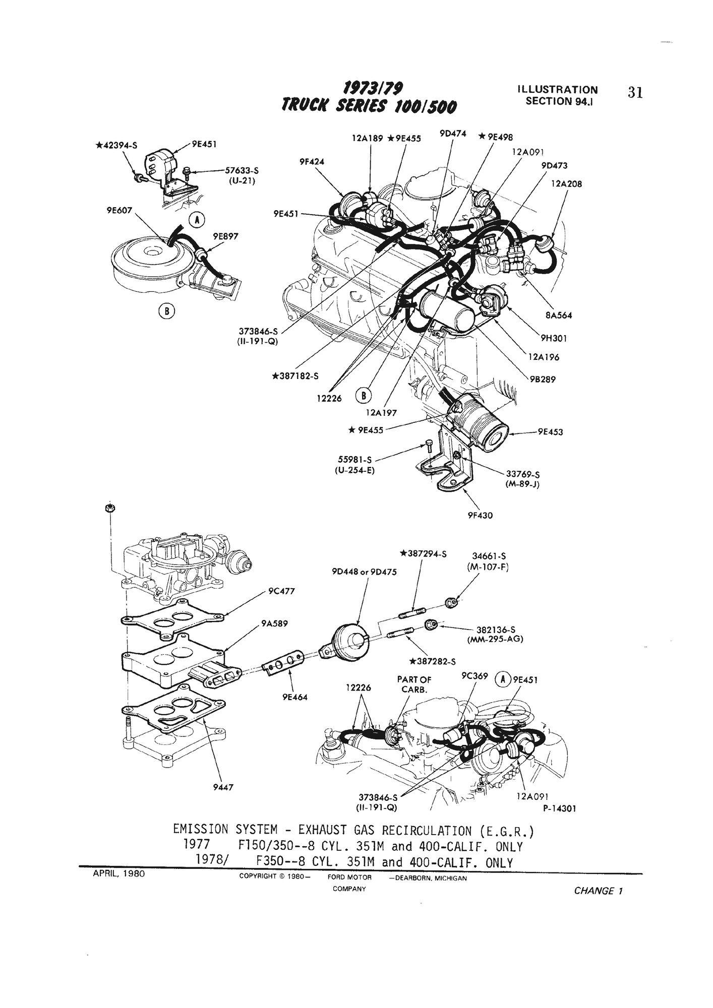 Ca Vacuum Diagrams 7 74j R11 And 8 62t R10