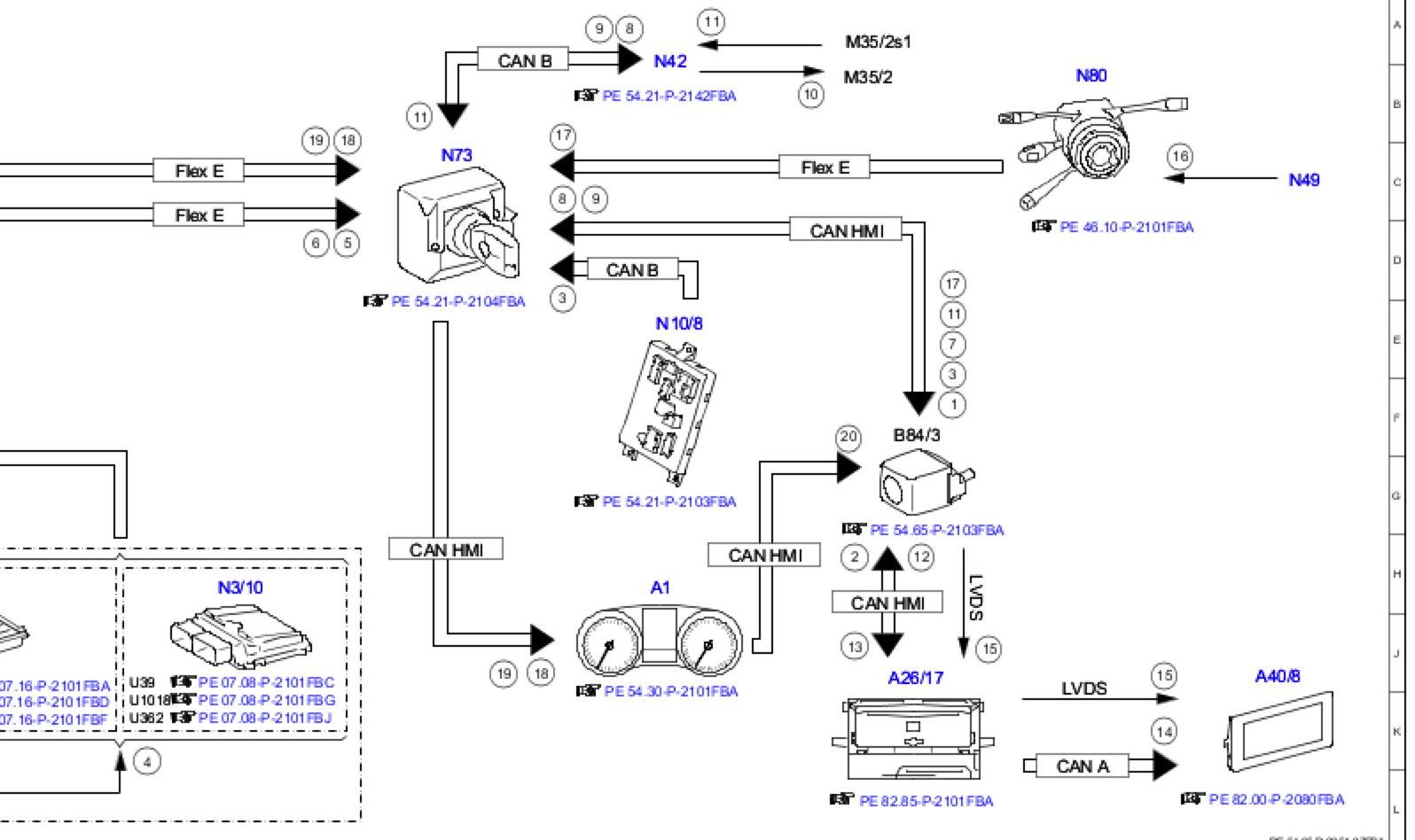 C300 Aftermarket Rear View Camera Diy Install