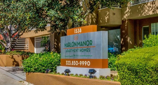 Image Of Marlon Manor Apts In Los Angeles Ca