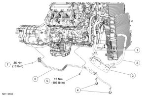 Ford F150 F250 Transmission Leaks What Causes  FordTrucks