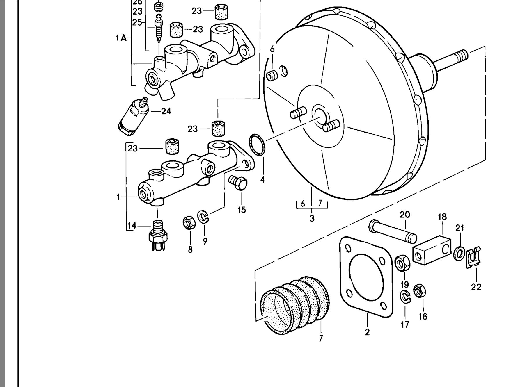 Best Material For Making A Brake Power Booster Gasket