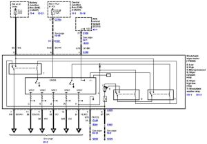 Wiper motor wiring diagram for a 20082010  Ford Truck