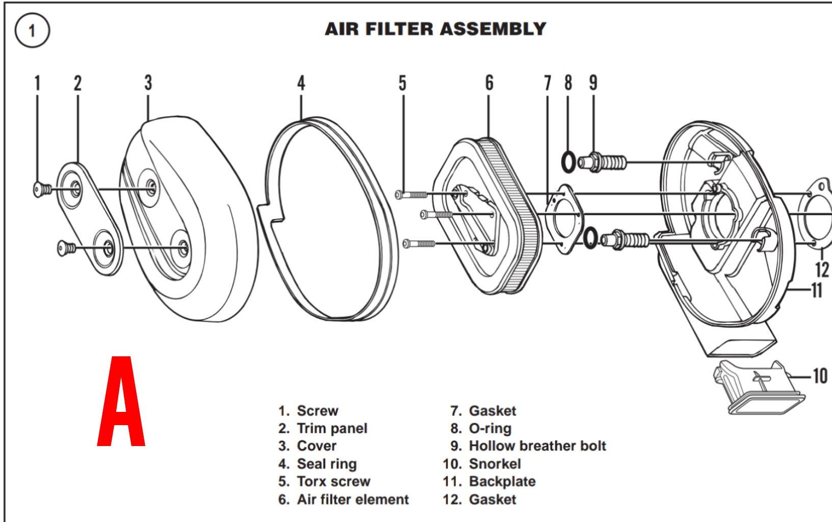 Air Filter Question