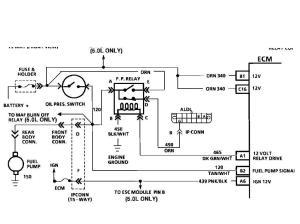 88 TBI camaro fuel pump wiring diagram  Third Generation
