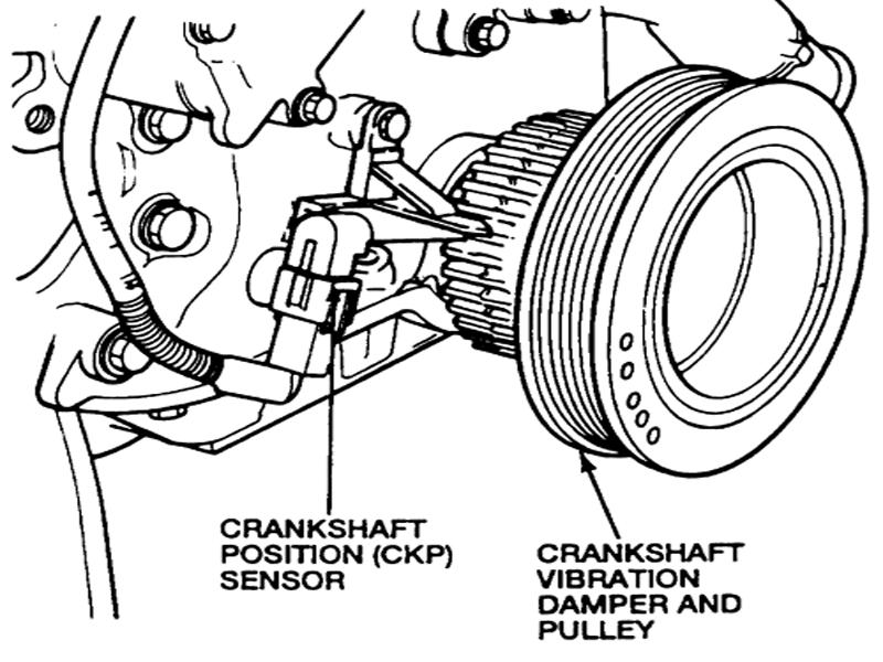 2000 Ford Mustang V6 Serpentine Belt Diagram