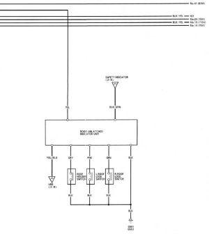 Australian 97 Del Sol  Need help locating circuit diagram